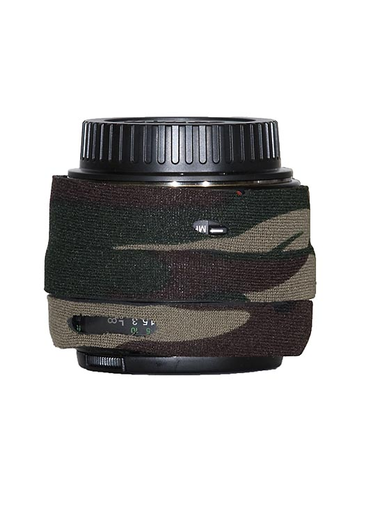 LensCoat® Canon EF 50mm f/1.4 USM - Forest Green Camo