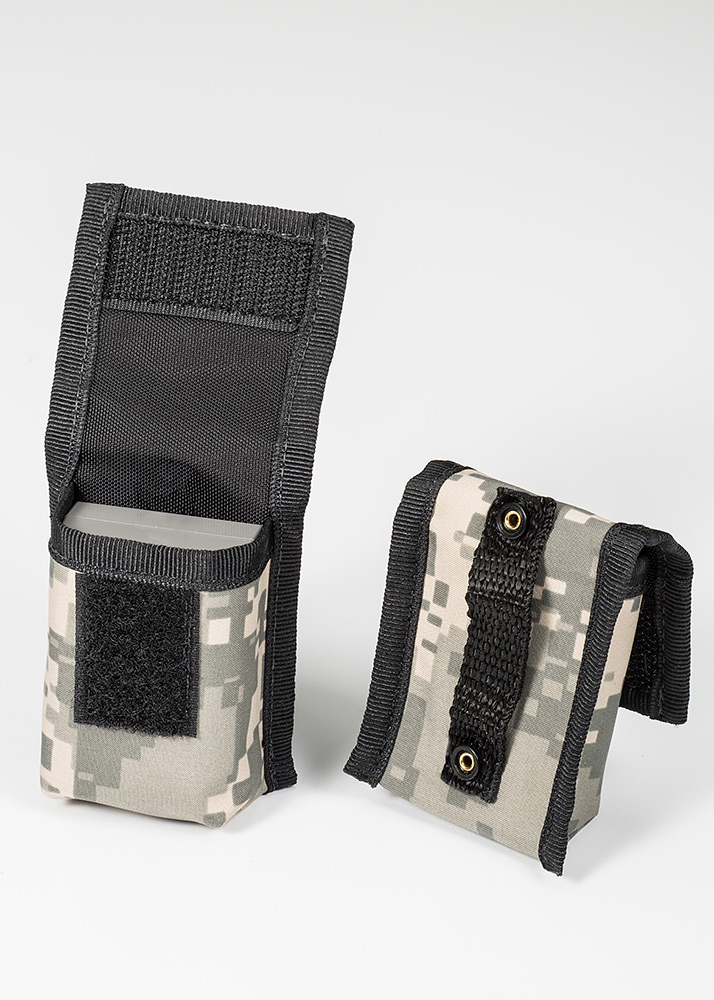 BatteryPouch DSLR 1+1 Digital Camo