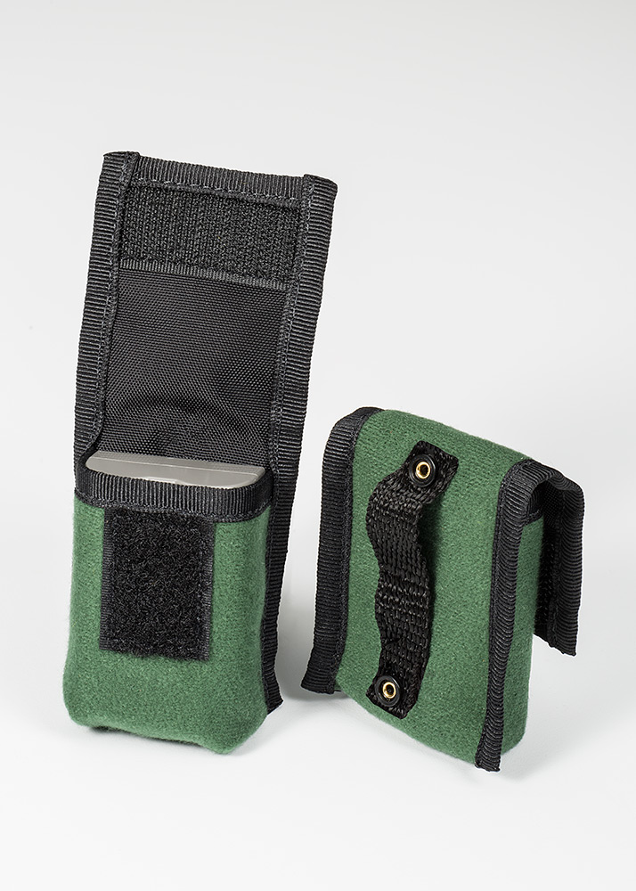 BatteryPouch DSLR 1+1 Green