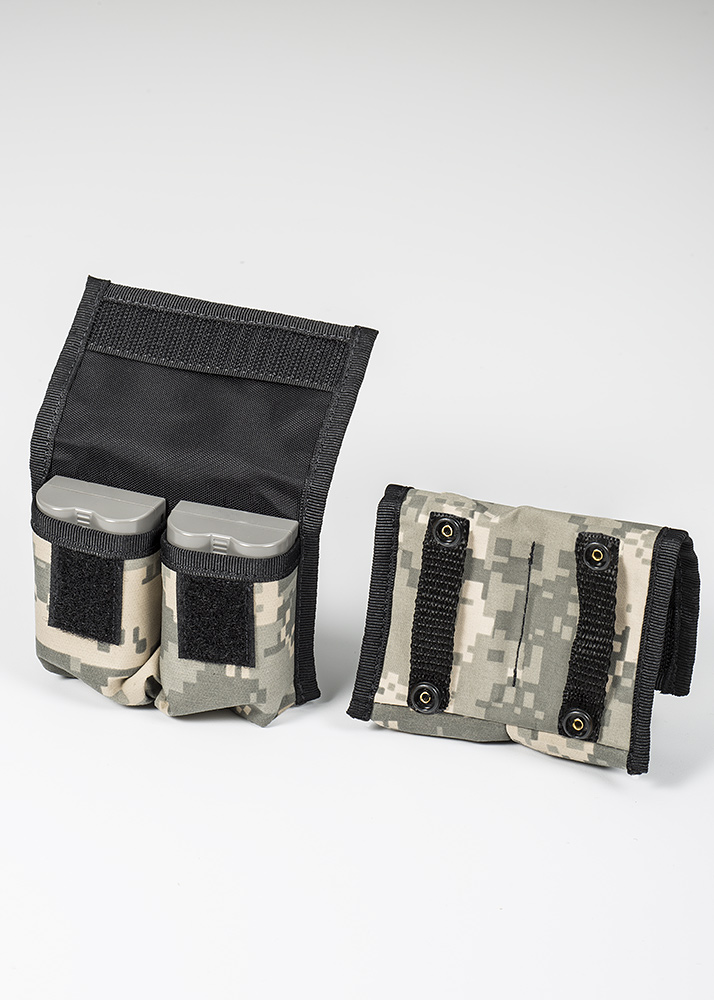 BatteryPouch DSLR 2+2 Digital Camo