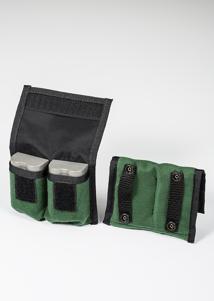 BatteryPouch DSLR 2+2 Green