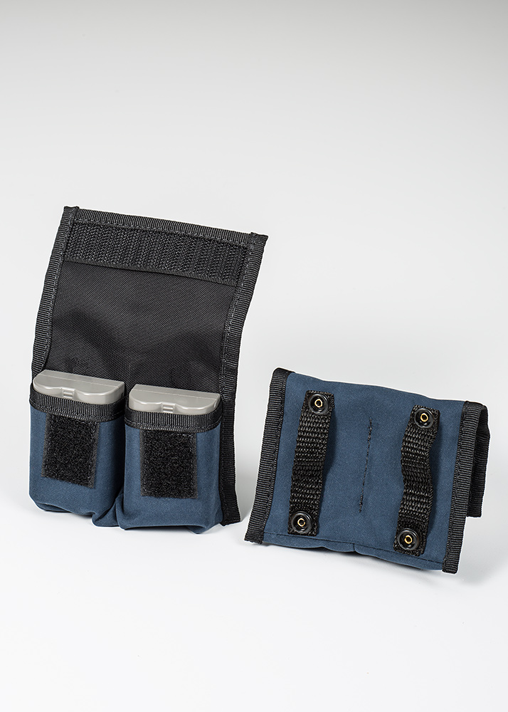 BatteryPouch DSLR 2+2 Navy