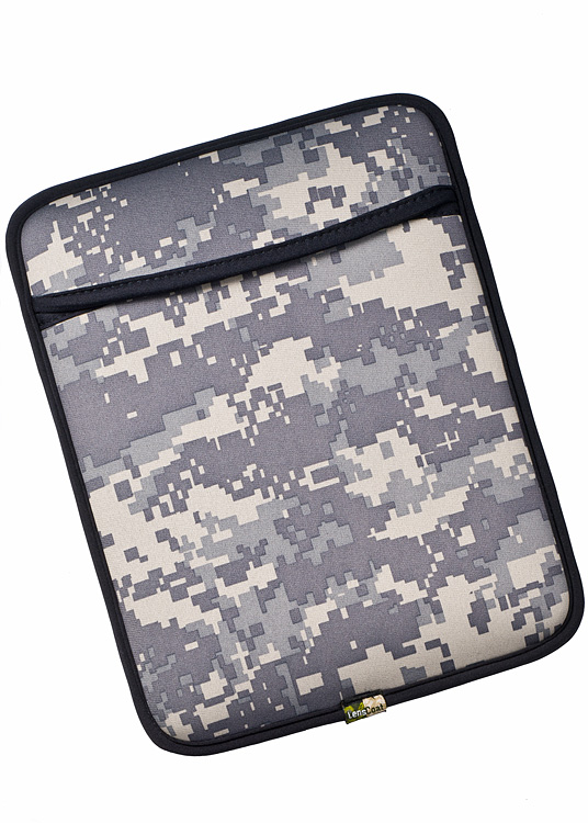 LensCoat® Ipad Neoprene sleeve - Digital Camo
