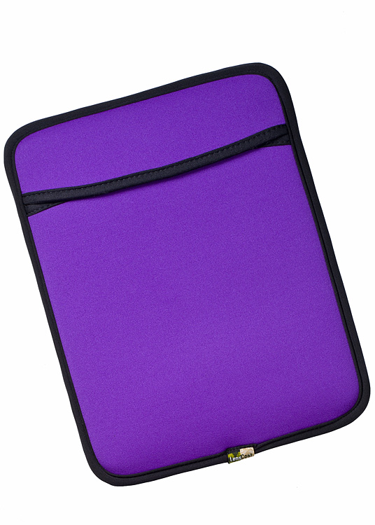 LensCoat® Ipad Neoprene sleeve - Purple