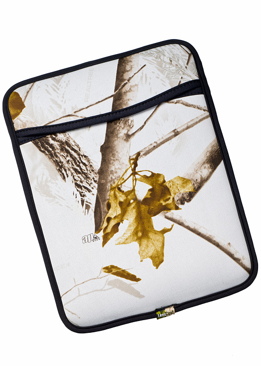 LensCoat® Ipad Neoprene sleeve - Realtree AP Snow