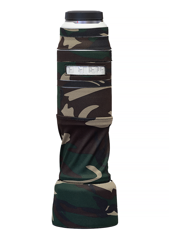 LensCoat® Canon RF 100-500 IS Forest Green Camo