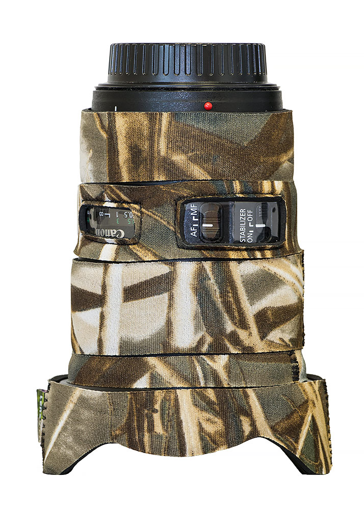LensCoat® Canon 16-35mm f/4L IS Realtree Max4