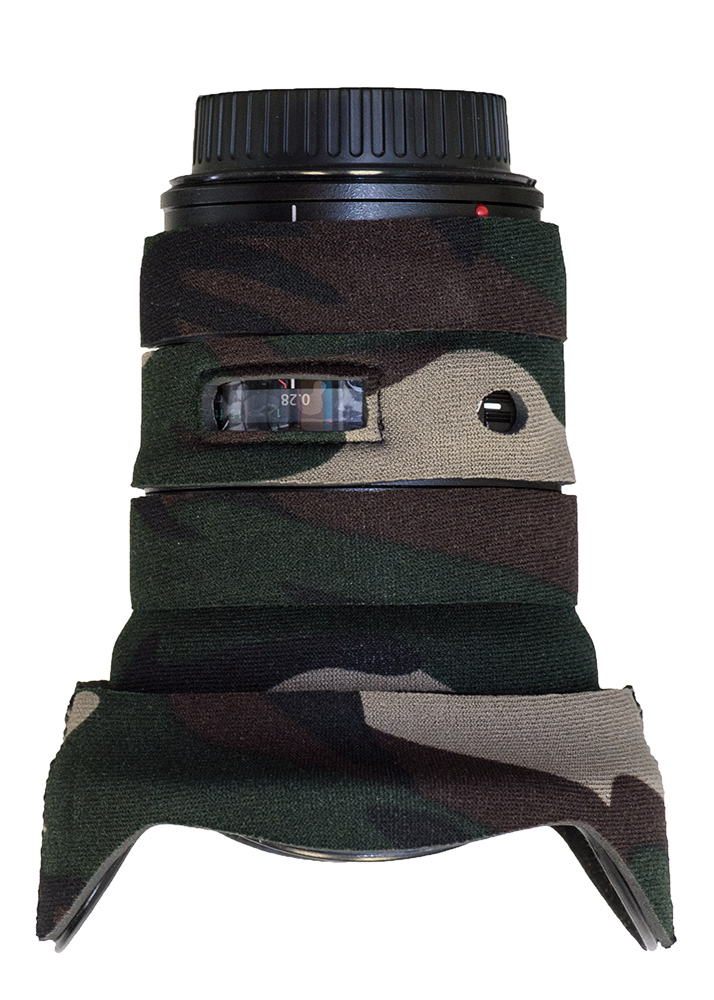 LensCoat® Canon 17-40 f/4 Forest Green Camo