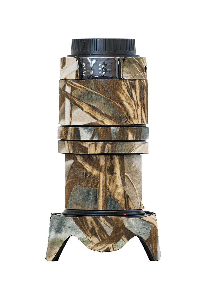LensCoat® Canon EF-S 18-135 IS STM Realtree Max4