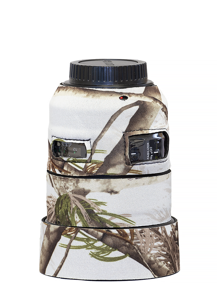 LensCoat® Canon 85mm f/1.4 IS - RealTree Snow