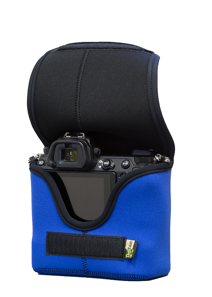 BodyBag® Z with Grip Blue