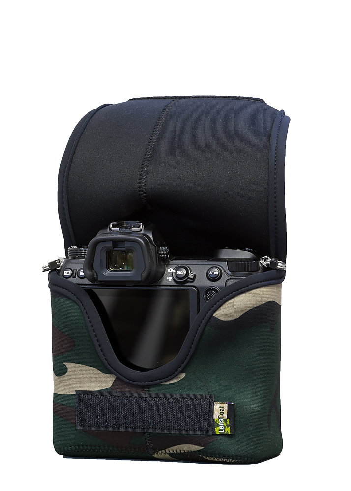 BodyBag® Z with Grip Forest Green Camo