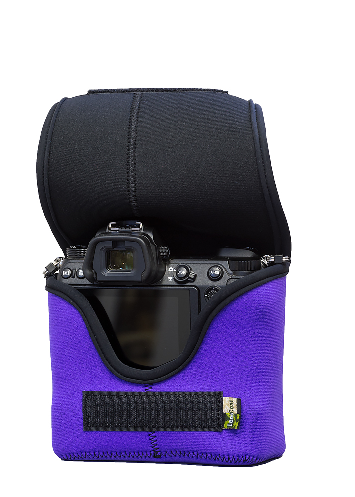 BodyBag® Z with Grip Purple