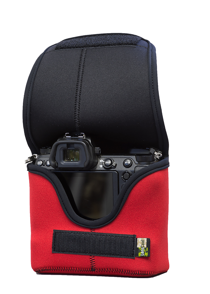BodyBag® Z with Grip Red