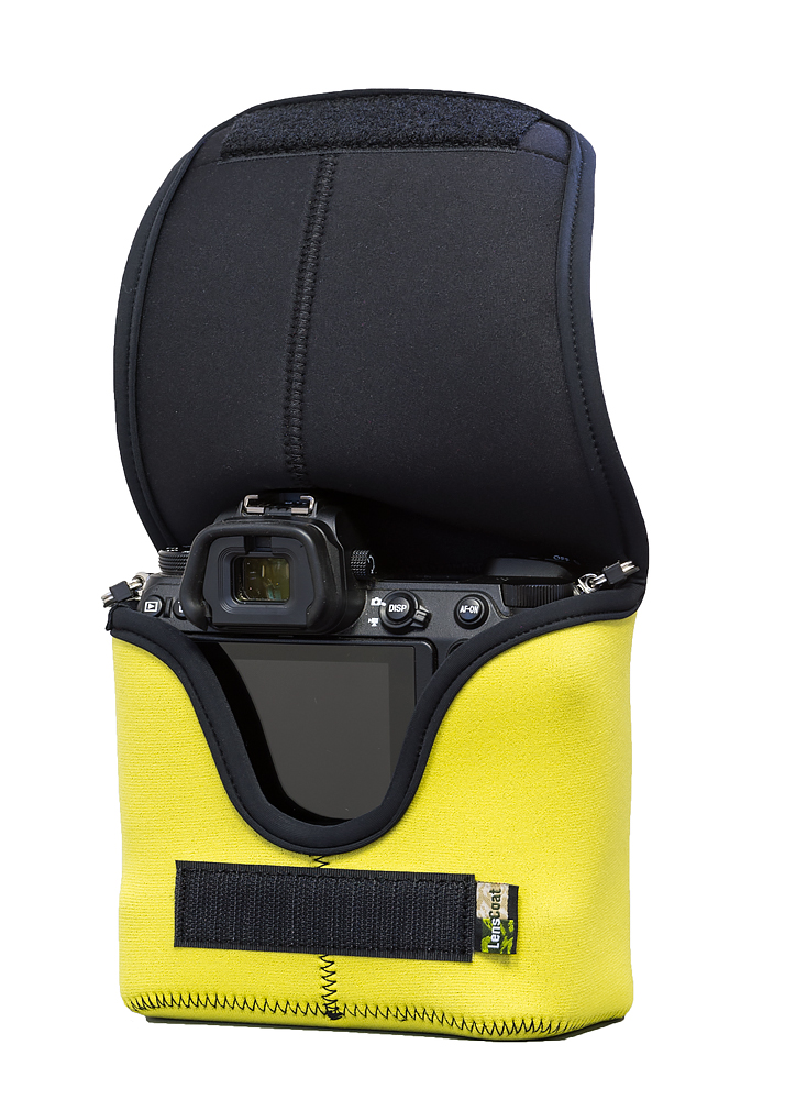 BodyBag® Z with Grip Yellow