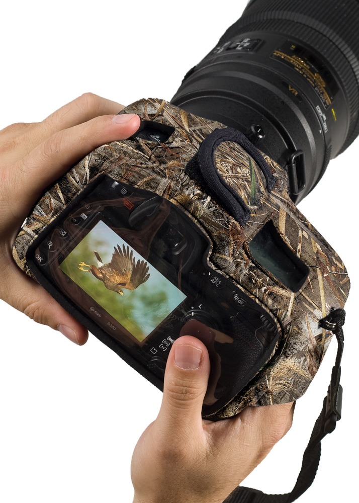 BodyGuard CB (Clear Back)® - Realtree Max5