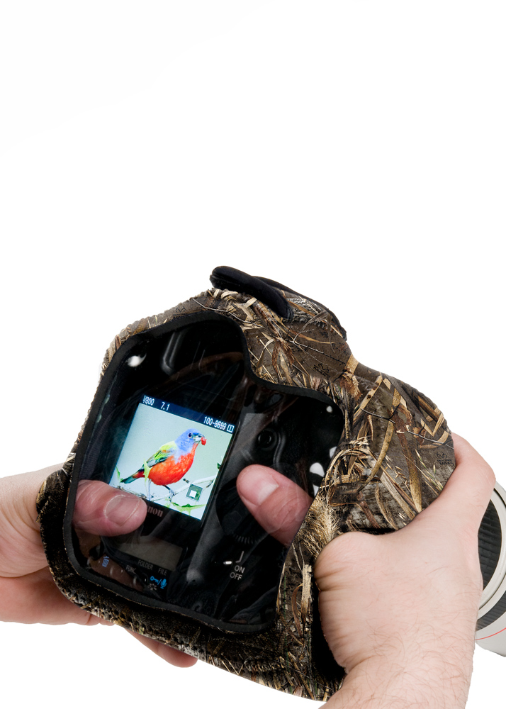 BodyGuard Pro CB (Clear Back)® RealTree Max5