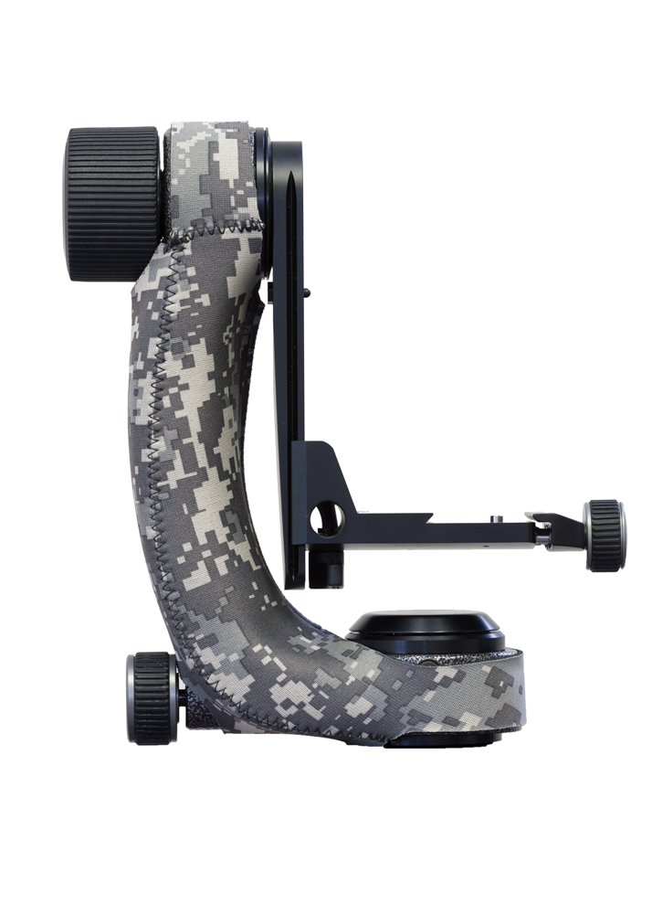 LensCoat® Gitzo Gimbal Fluid Head cover Digital Camo