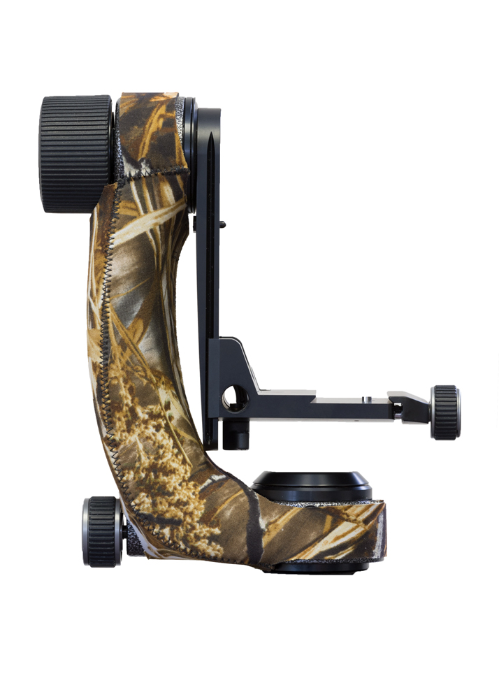 LensCoat® Gitzo Gimbal Fluid Head cover Realtree Max4