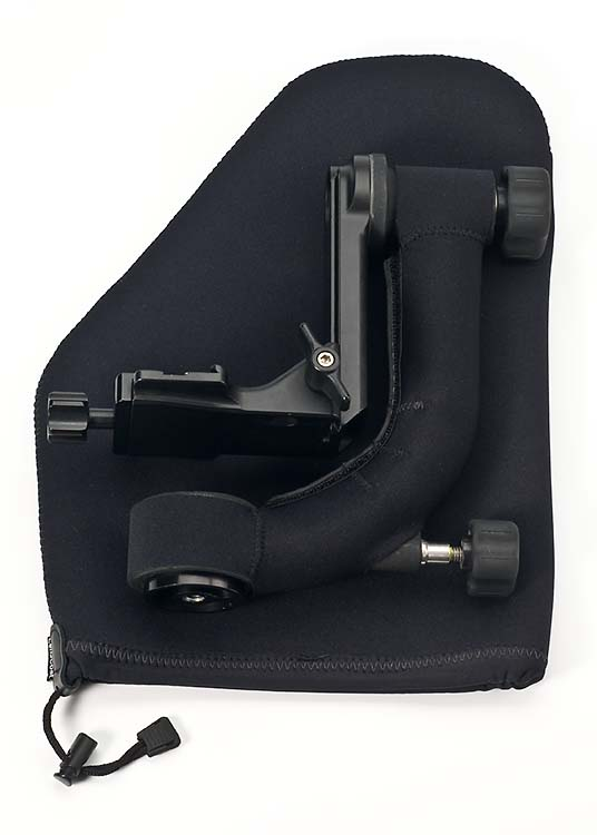 Gimbal pouch - Black