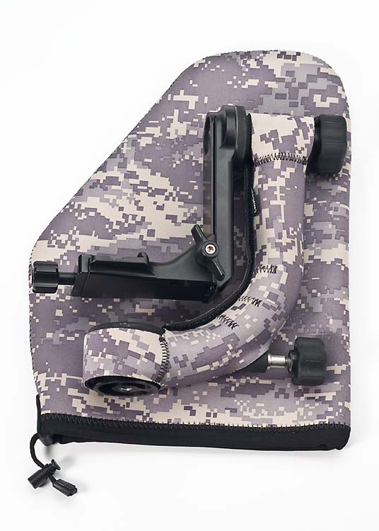 Gimbal pouch - Digital Army Camo