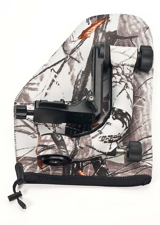 Gimbal pouch - Realtree Snow