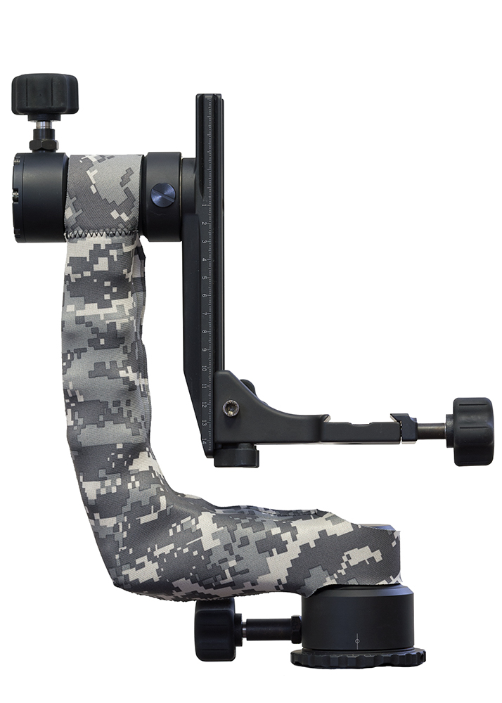 LensCoat® Katana Gimbal Head cover Digital Camo