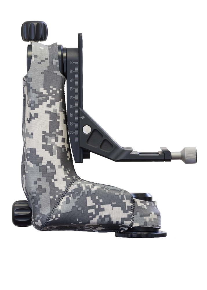 LensCoat® Katana Junior Gimbal Head cover Digital Camo