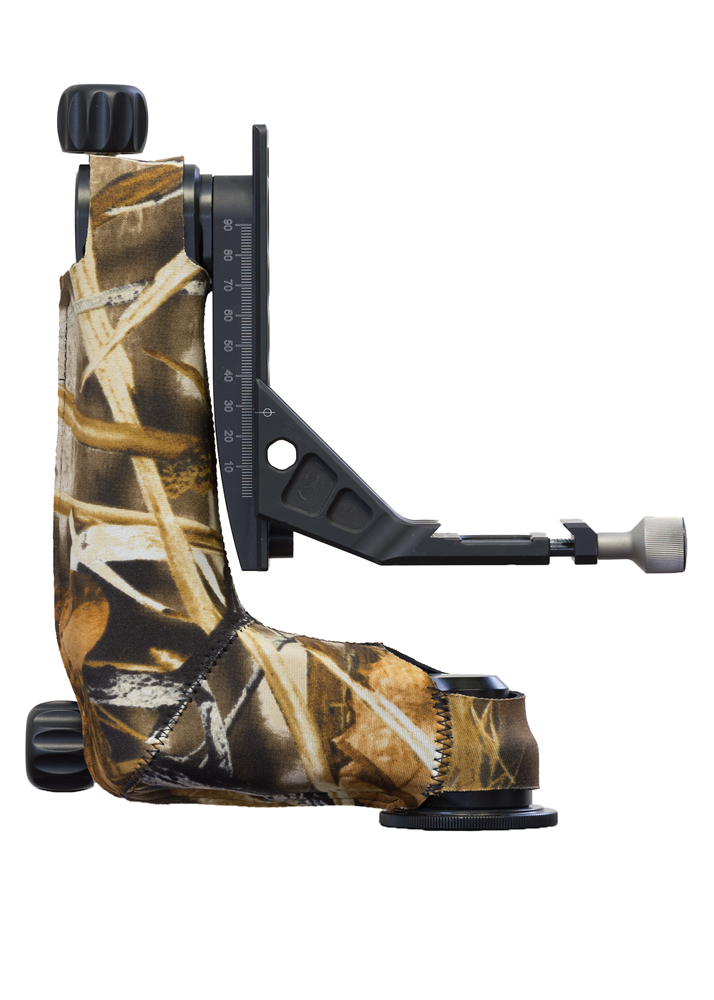 LensCoat® Katana Junior Gimbal Head cover Realtree Max4