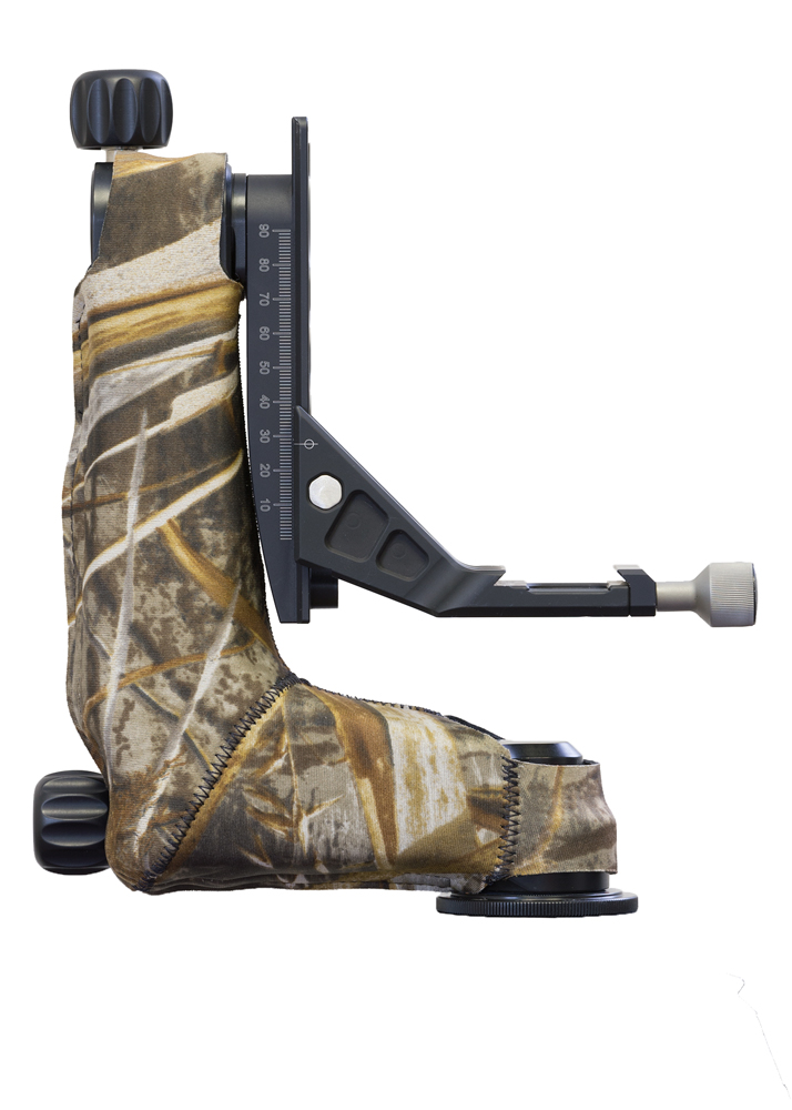 LensCoat® Katana Junior Gimbal Head cover Realtree Max5