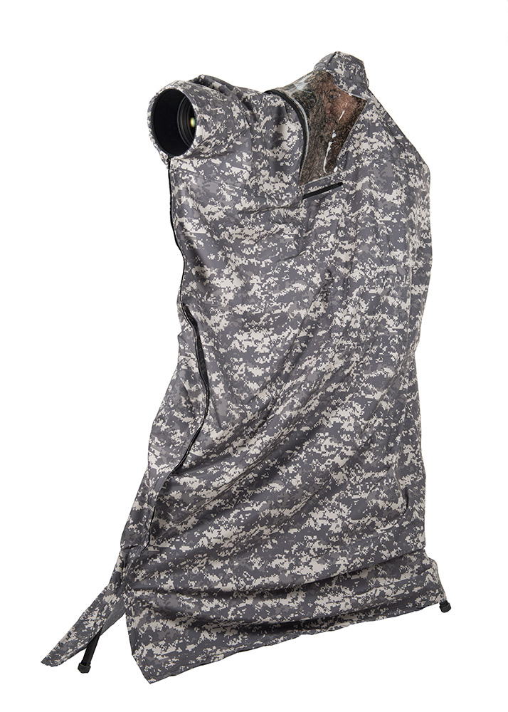 LensCoat® LensHide™ Water-repellent Digital Camo