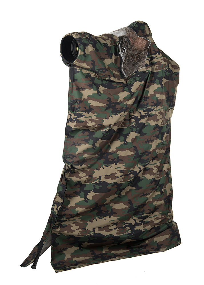 LensCoat® LensHide™ Water-repellent Forest Green Camo