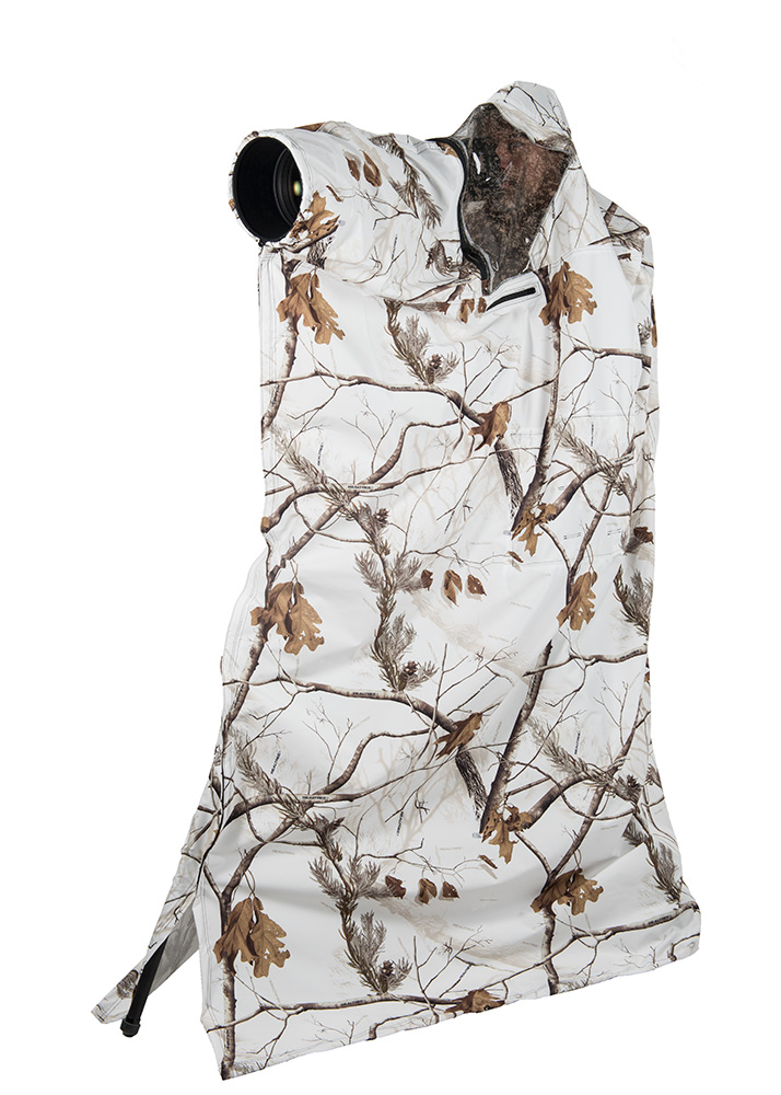 LensCoat® LensHide™ Water-repellent Tall Realtree AP Snow