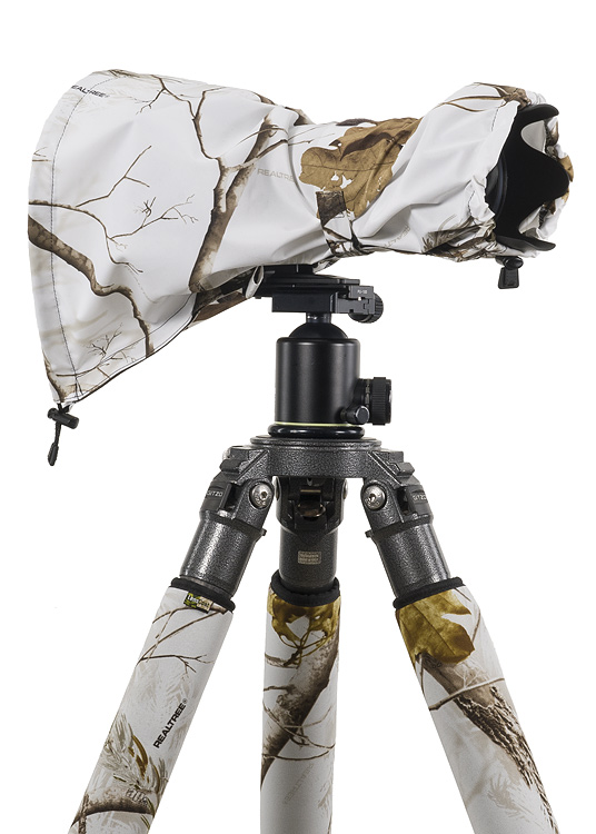 LensCoat® RainCoat RS Medium Realtree AP Snow