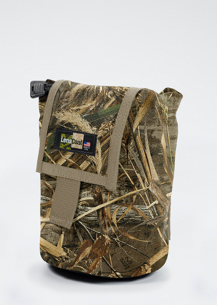 Roll up MOLLE Pouch Medium Realtree Max5