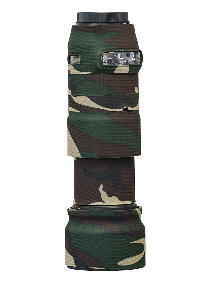 LensCoat® Sigma 100-400mm f/5-6.3 DG OS HSM Contemporary Forest Green Camo