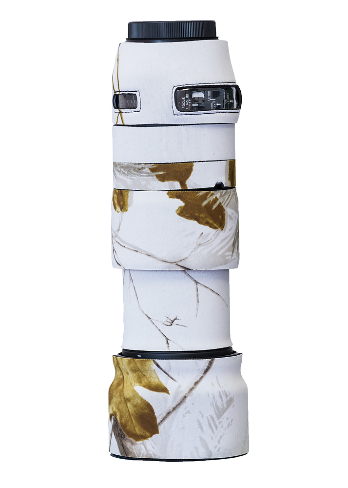 LensCoat® Sigma 100-400mm f/5-6.3 DG OS HSM Contemporary Realtree AP Snow
