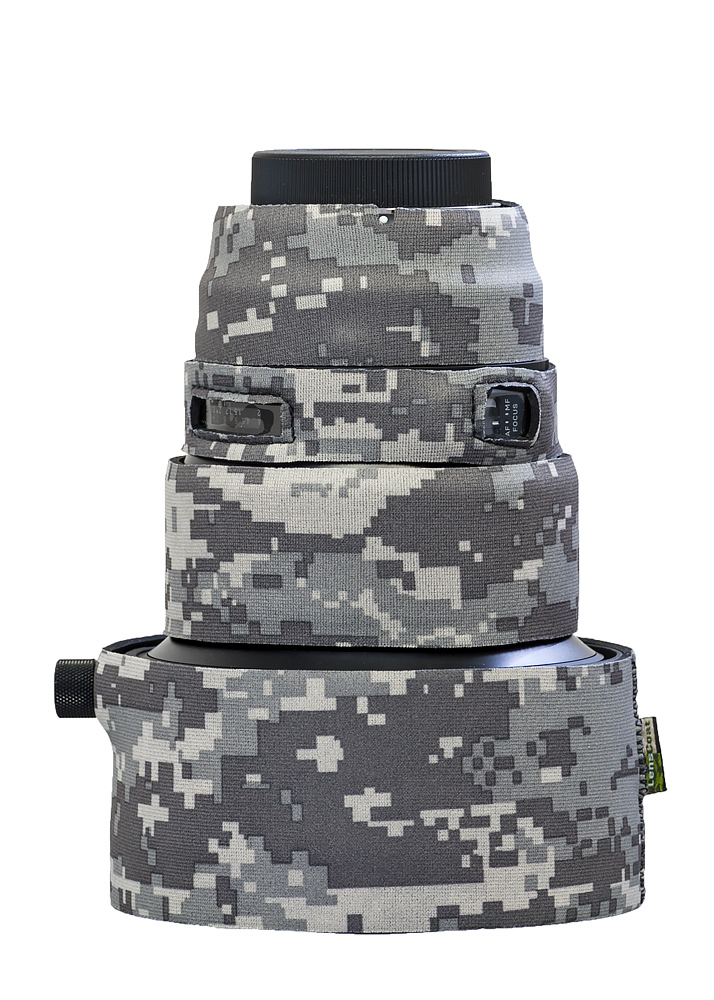 LensCoat® Sigma 105mm Art Digital Camo
