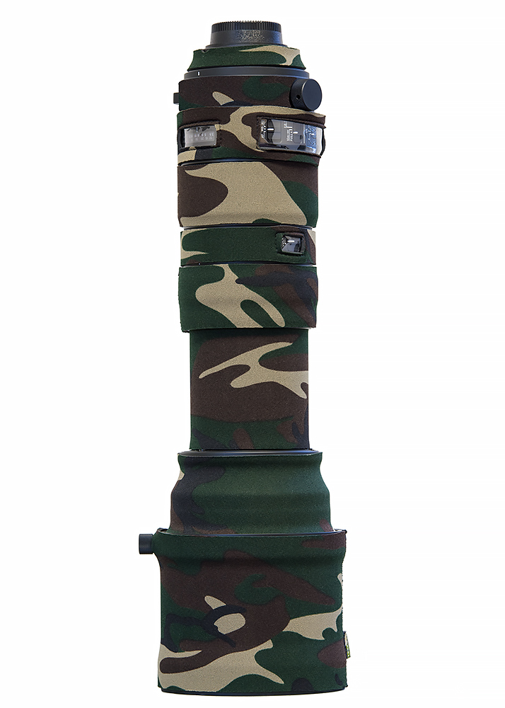 LensCoat® Sigma 150-600mm f/5-6.3 DG OS HSM Sports Forest Green Camo