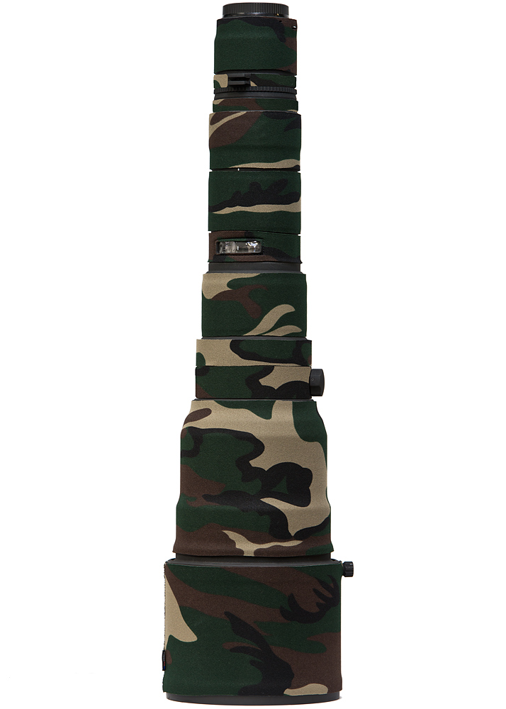 LensCoat® Sigma 300-800 Forest Green Camo