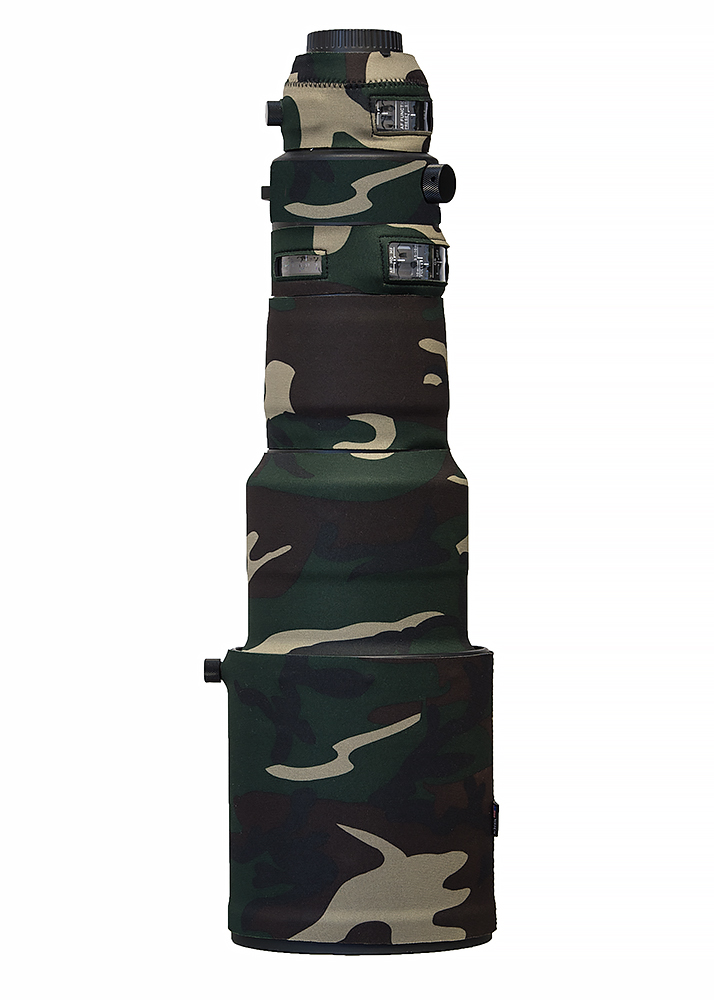 LensCoat® Sigma 500mm f/4 DG OS HSM Sports Forest Green Camo