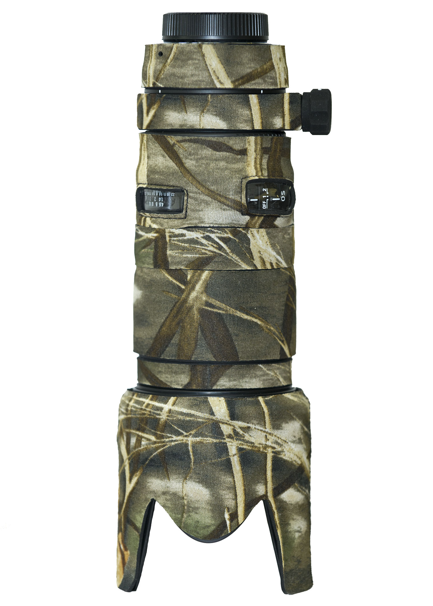 LensCoat lc200400m4 Lens Cover for Canon 200-400 IS f4 Realtree Max4 HD