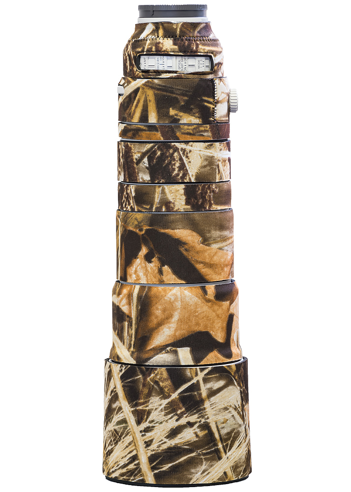 LensCoat® Sony FE 200-600 G OSS Realtree Max4 Hood section