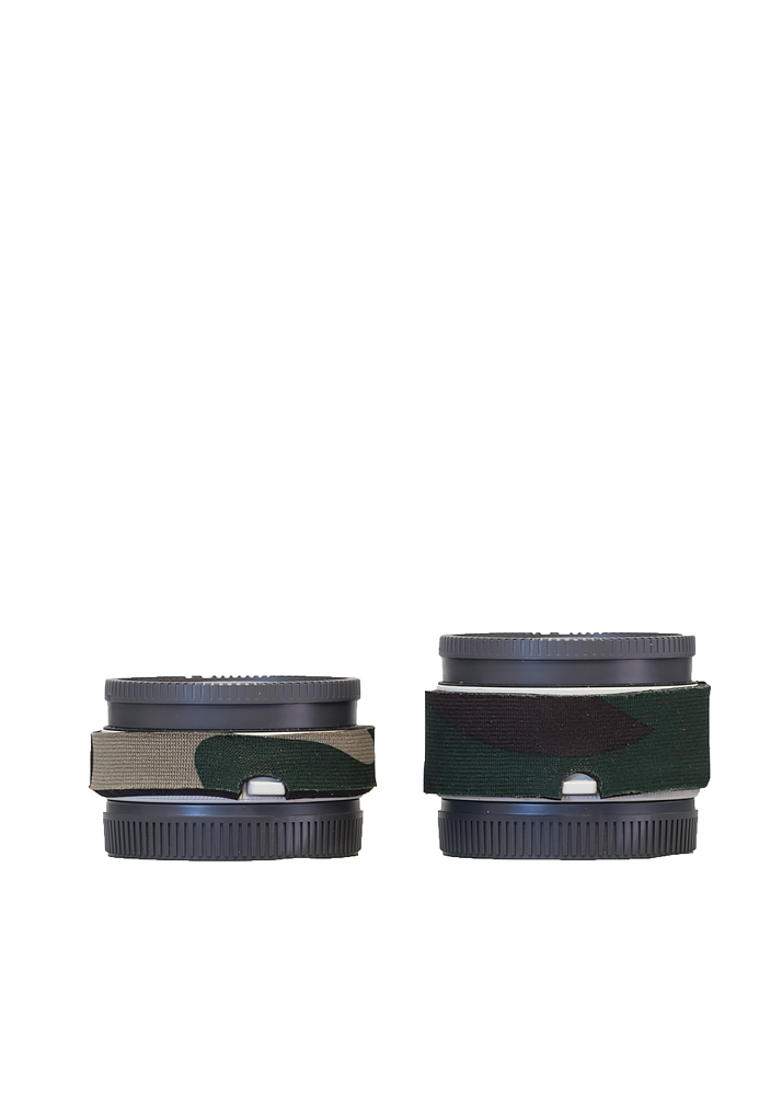 Black LensCoat Lens Cover for Sony FE 200-600 G OSS lcso200600bk
