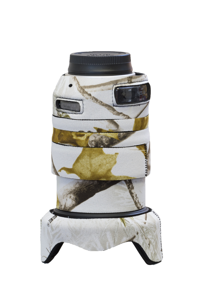 LensCoat® Tamron SP 24-70mm f/2.8 Di VC G2 Realtree AP Snow
