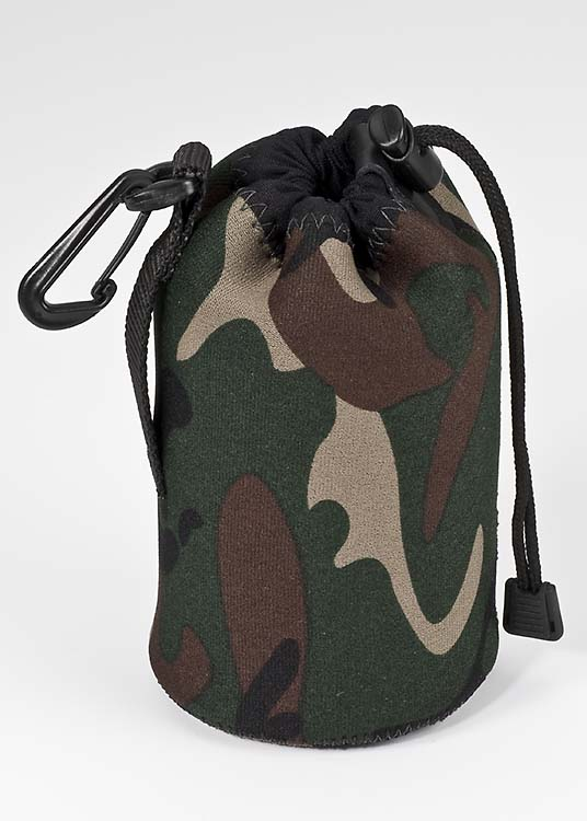 Lens Pouch Small - Forest Green