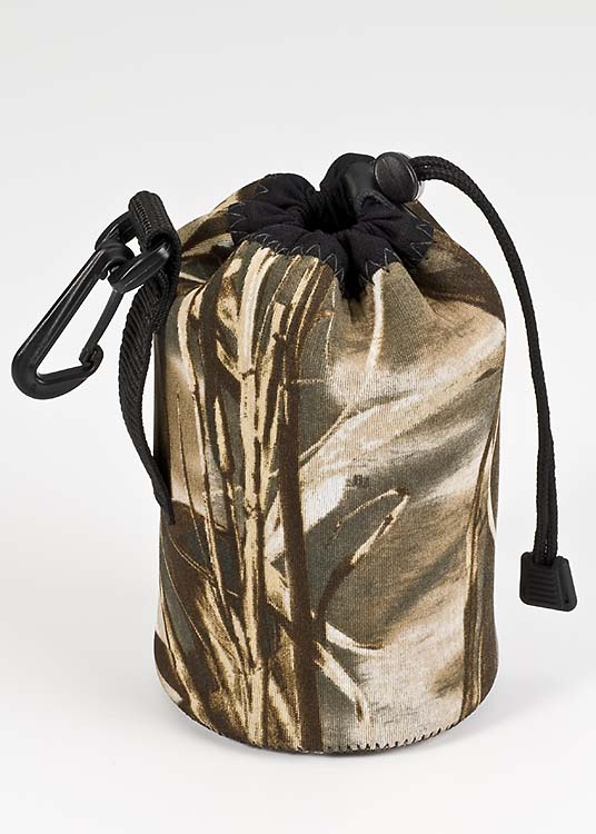 Lens Pouch Medium Wide - Realtree Advantage Max4