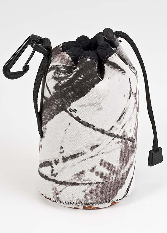 Lens Pouch Large Wide - Realtree Snow