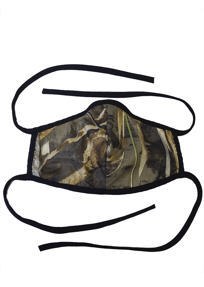 LensCoat® Face Mask Tie Back Realtree Max5
