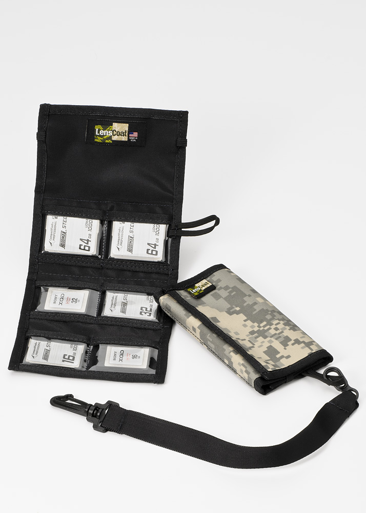 Memory Wallet CF6 Digital Camo